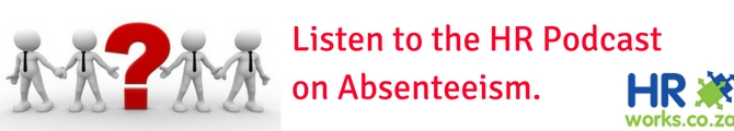 HR Podcast - Absenteeism
