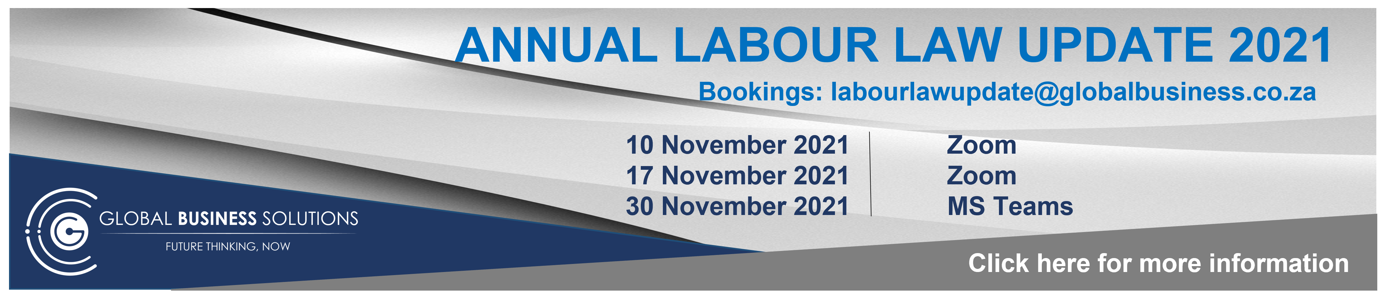 GBS Labour Law Update 2021