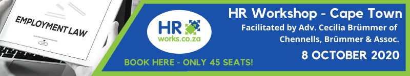 HR Workshop Employment Law