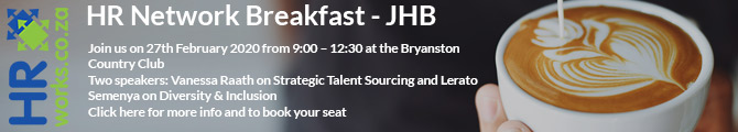 HR Breakfast - JHB