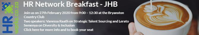 HR Breakfast - JHB