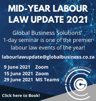 GBS Mid-Year Labour Law Update